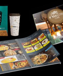 Cafe & Restoran Menüleri